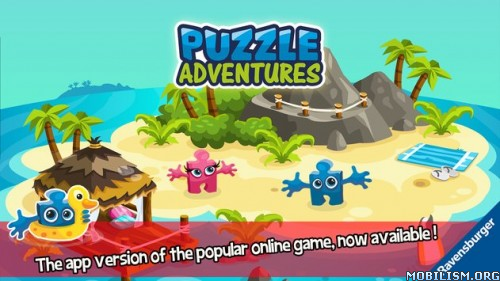 Puzzle Adventures v1.2 (Mod Money/Keys/Energy) Apk