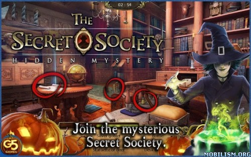 The Secret Society v1.21.5 [Unlimited Coins/Gems] Apk
