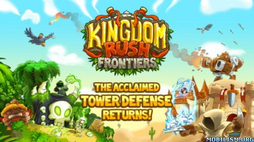 Kingdom Rush Frontiers v1.4.2 b 1470428207(Mod Money/Heroes Unlocked) Apk