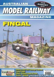Australian Model Railway Magazine – Issue 337, Vol. 29 No. 2019