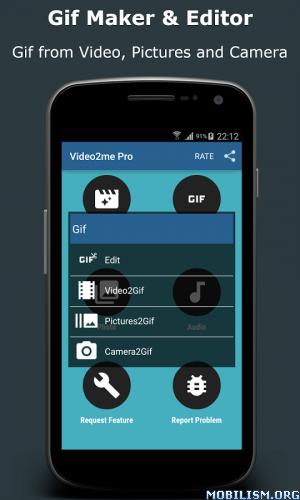 ?dm=JTV60YX6 Video2me Pro: Video, GIF Maker v1.0.2.1 for Android revdl Apps