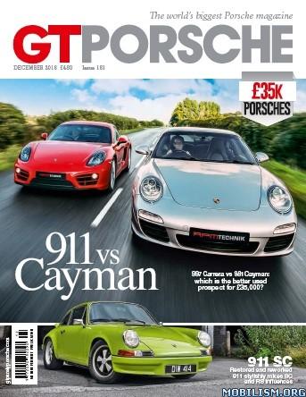 Download ebook GT Porsche - December 2016 (.PDF)