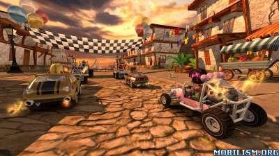 Beach Buggy Racing v1.2.11 [Mod] Apk
