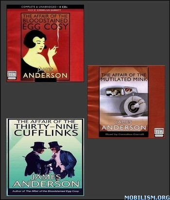 eBook Releases • The Inspector Wilkins series (1-3) by James Anderson (.MP3)