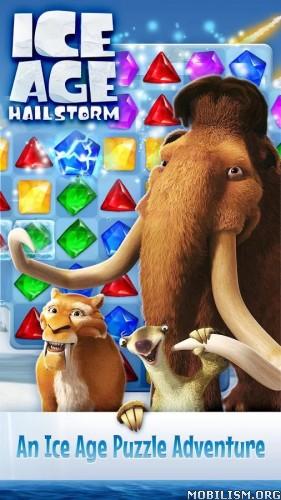 Ice Age: Hailstorm v1.0.105 [Mod] Apk
