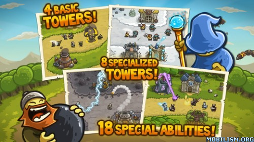 Kingdom Rush v2.6.5 b1470424806 [Mod] Apk