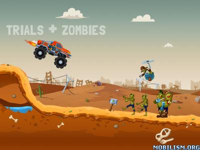 Zombie Road Trip Trials v1.1.3 (Mod) Apk
