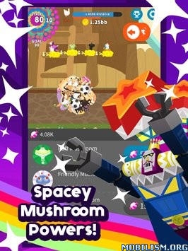 Tap My Katamari - Idle Clicker v1.6.1 (Mod Money) Apk