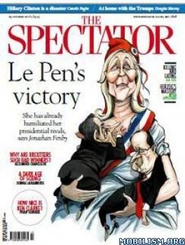 Download ebook The Spectator - October 29, 2016 (.PDF)