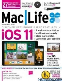 Download ebook MacLife - August 2017 (.PDF)