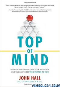 Download ebook Top of Mind by John Hall (.ePUB)