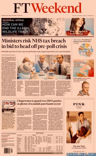 Financial Times Weekend UK – 23/24 November 2019