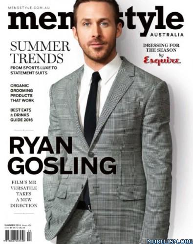 Download ebook Men's Style - Summer 2016 / Australia (.PDF)