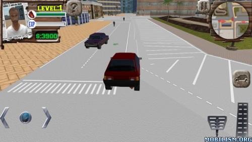 Russian Crime Simulator:Sci Fi v1.2 (Infinite Cash/Ads Free) Apk
