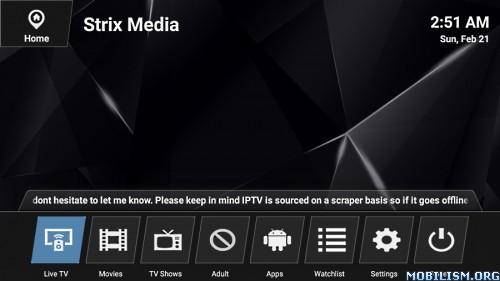 Strix MOD APK [Ad-Free + Strix VPN] 2