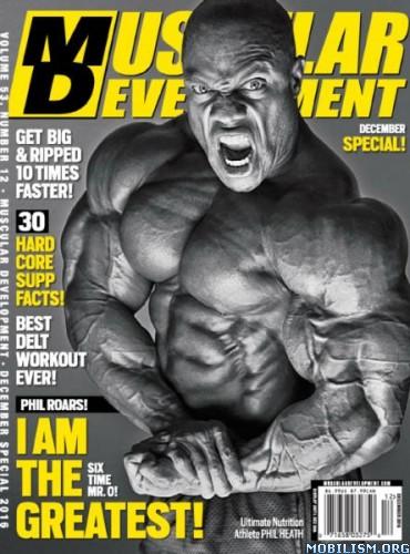 Download ebook Muscular Development - December 2016 (.PDF)
