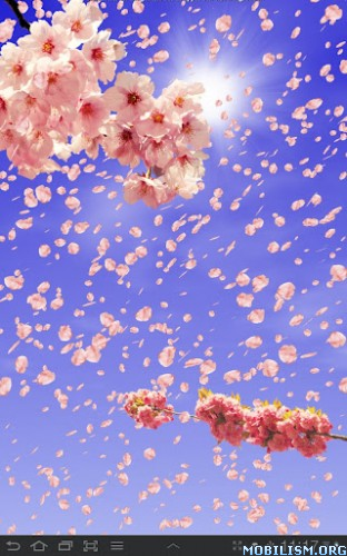sakura live wallpaper full v1 53