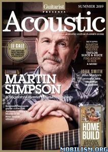 Guitarist Presents: Acoustic – Summer 2019