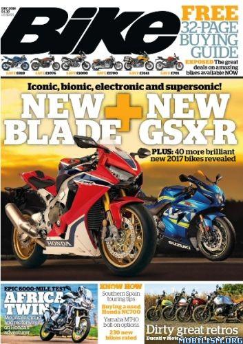Download ebook Bike UK - December 2016 (.PDF)
