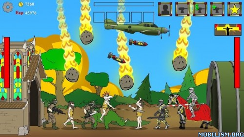 Age of War v4.8 (Unlocked)