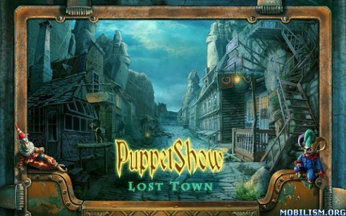 Puppet Show: Lost Town v1.3 (Full) Apk