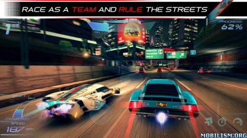 Rival Gears v0.7.8 (Mod Money) Apk