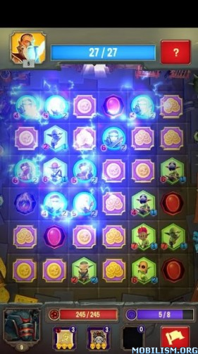 Dungeon Fever v1.0.2 [Mod Money] Apk