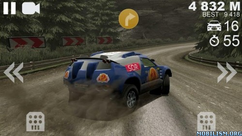 Rally Racer Unlocked v1.0.5 (Mod Money) Apk