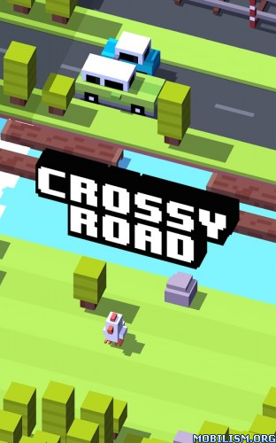 Crossy Road v1.9.3 (Unlocked/Coins/Ads-Free) Apk