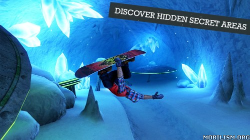 Snowboard Party 2 v1.0.5 [Mod Money/All Unlocked] Apk