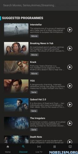 Kyte TV v8.1 MOD APK (Ad-Free & More) 3