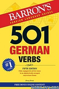 Download ebook 501 German Verbs, 5th edition by Henry Strutz (.ePUB)