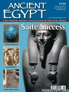 Ancient Egypt – June/July 2019
