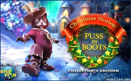Christmas: Puss in Boots Full v1.8.1.588 Apk