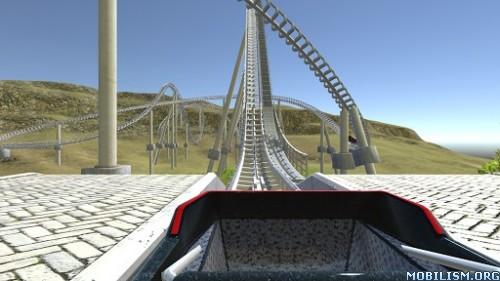 Cardboard VR 3D Roller Coaster v1.0 Apk
