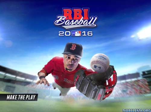 R.B.I. Baseball 16 v1.02 Apk
