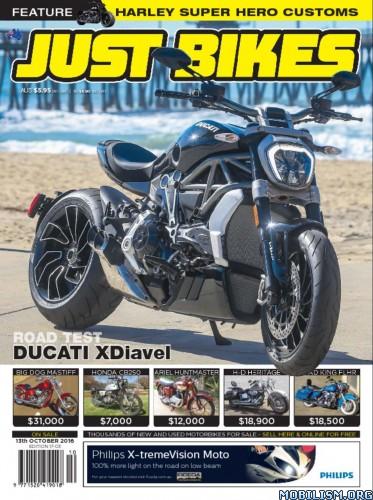 Download ebook Just Bikes - 13 October 2016 (.PDF)