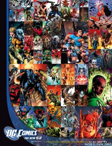 DC Comics The New 52 Weekly Packs (.CBR)