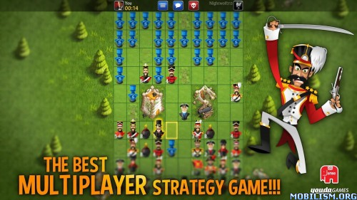 Stratego® Multiplayer Premium v1.9.12 Apk