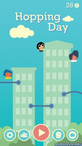 Hopping Day v1.0.4 (Mod Money) Apk