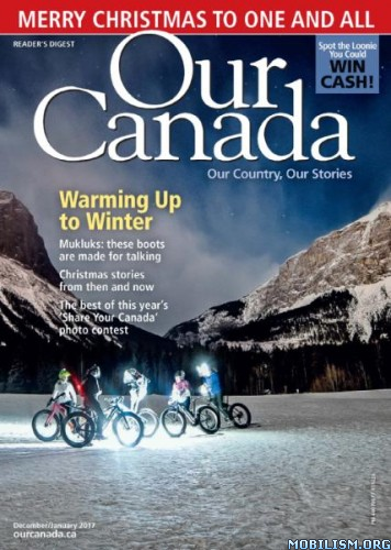 Download ebook Our Canada - December 2016/January 2017 (.PDF)