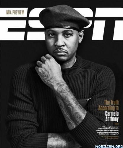 Download ebook ESPN - October 31, 2016 (.PDF)