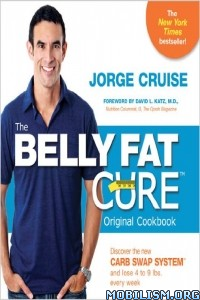Download ebook The Belly Fat Cure by Jorge Cruise (.ePUB)