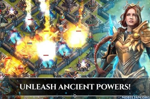 Rival Kingdoms: Age of Ruin v1.27.1826 [Mod Mana/No CD] Apk