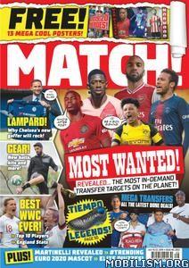 Match! – July 16, 2019
