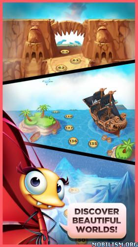 Best Fiends - Puzzle Adventure v3.8.2 (Mod) Apk