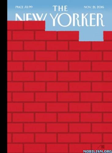 Download ebook The New Yorker - 21 November 2016 (.PDF)