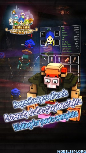 Dungeon Laughter v1.0 Apk