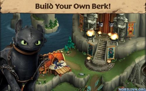 Dragons: Rise of Berk v1.23.16 (Mod Runes) Apk