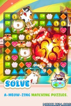 Fancy Cats v1.4 (Mod Money) Apk